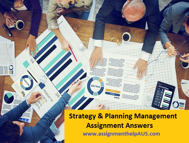 Strategy & Planning Management Assignment