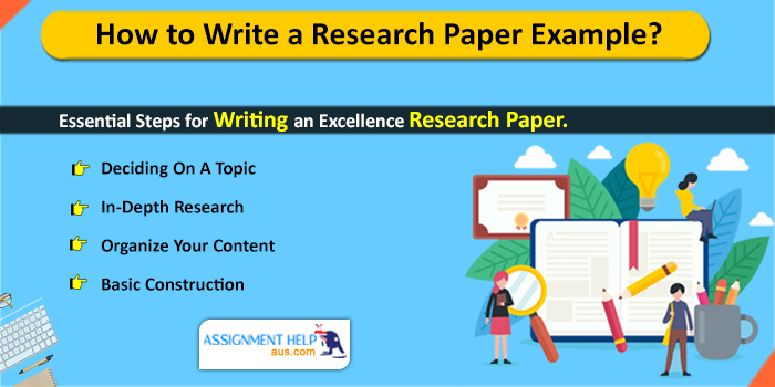 How to Write a Research Paper Example by Assignmenthelpaus.com