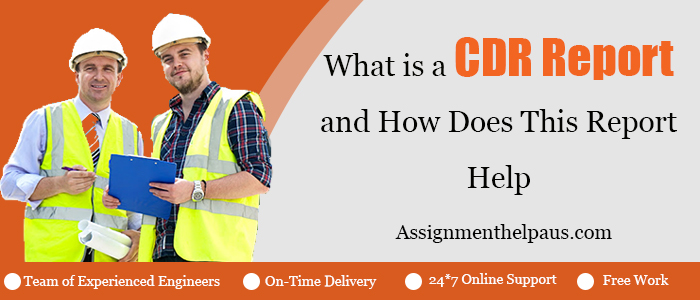 What-is-a-CDR-Report-and-How-Does-This-Report-Help?-assignmenthelpaus.com