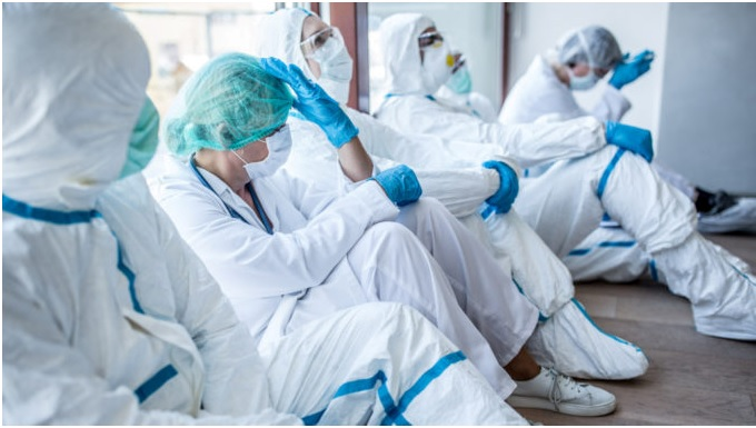 Frontline nurses betrayed
