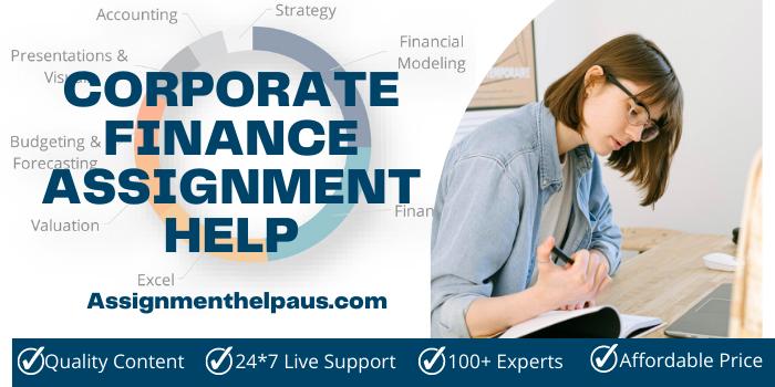 corporate-finance-assignment-help