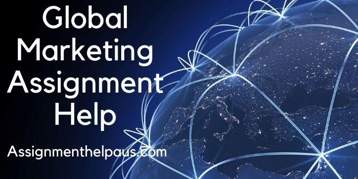 global-marketing-assignment-help