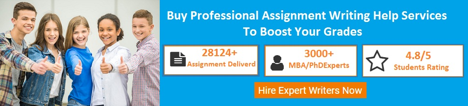 Buy Professional Assignment Writing Help Services To Boost Your Grades